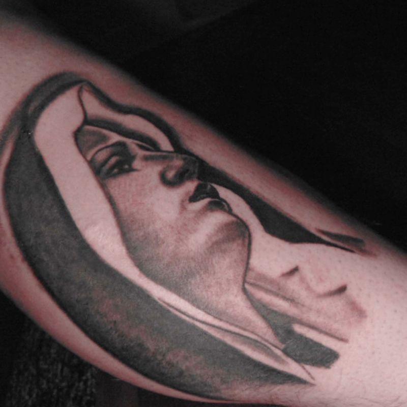 Tattoo from Garden Of Solitude