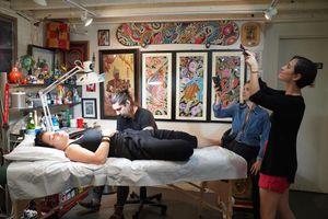 Tattoo by Acqua Santa Tattoo