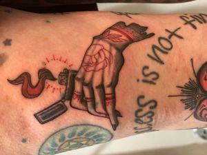 Tattoo by Jokerz Ink Tattoos