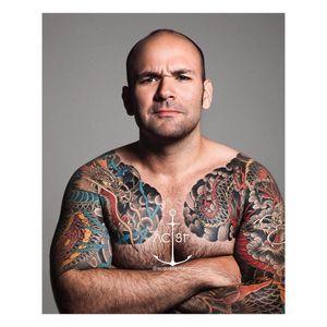 Tattoo from Acqua Santa Tattoo