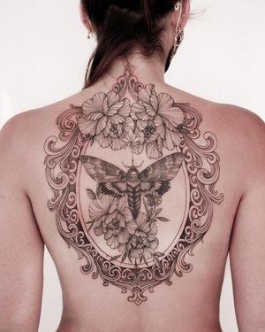 Tattoo from Sasha Tattooing