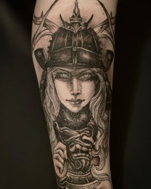 Tattoo from Chenjeh