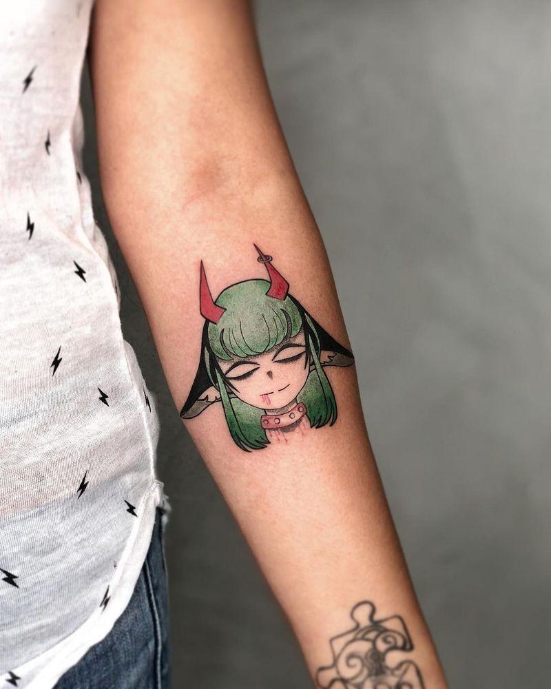 Tattoo from Carlos L Garza