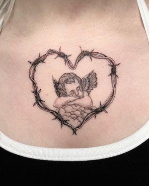 Tattoo by Arc studios