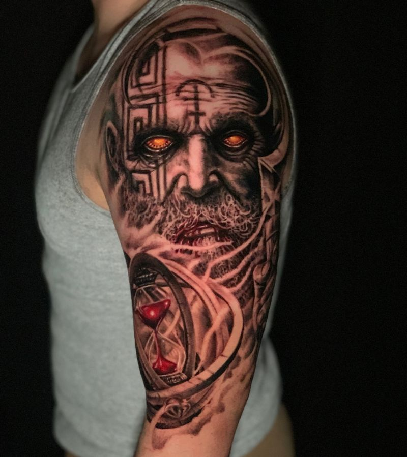 Tattoo from Zack Ross