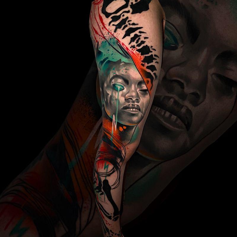 Tattoo from @armandean