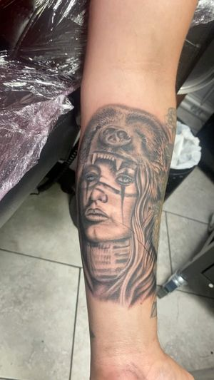 Tattoo from Kevin Ludick