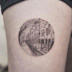 Brooklyn by Evgenii Andriu ➕➕➕➕➕➕➕➕➕➕➕➕➕➕➕➕➕➕➕➕➕➕➕➕➕➕➕➕➕➕➕➕➕➕➕➕➕➕➕➕➕➕➕➕➕➕➕➕➕➕➕ #tttism #blxckink #inkedmag #blacktattooart #tattoodo #radtattoos #equilattera #tattoolife #tattoo2me #btattooing #skinartmag #tattooistartmagazine #TAOT #brooklyn #williamsburg #bushwick #madeinbrooklyn #nyctattoo #williamsburgtattoo #brooklyntattoo #onlyblackart #brooklyntattooartist #brooklyntattoo #finelineartist