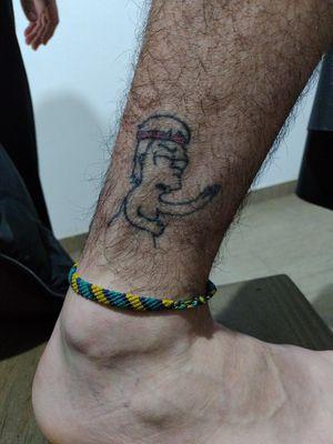 Simpsons Homero hippie niño young
