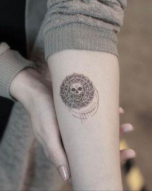 Tattoo by Fleur Noire Tattoo NYC