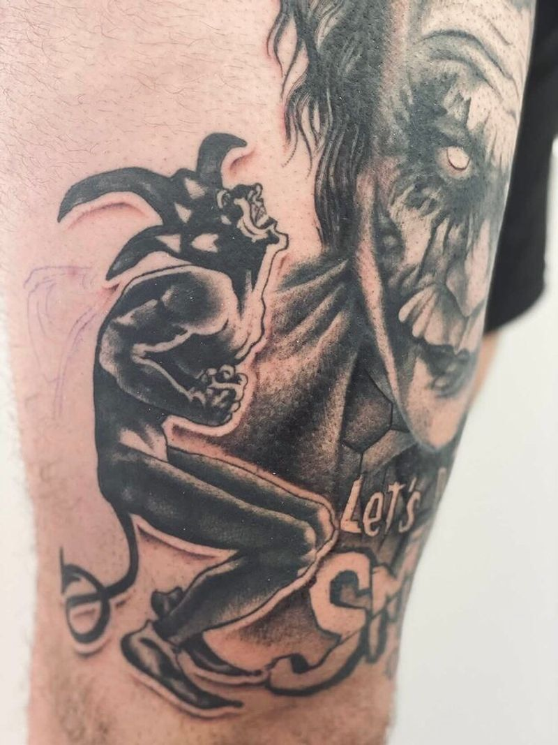 Tattoo from Only Skin Deep