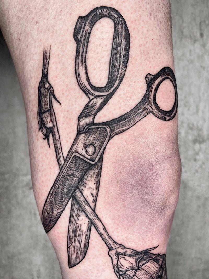 Tattoo from John Forceps