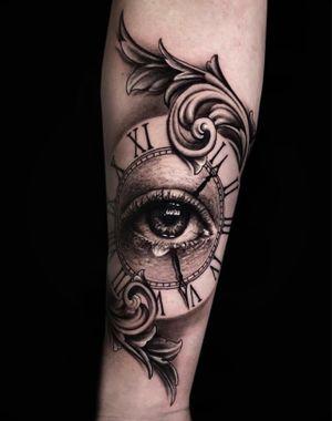 Super fun tattoo! Done in 6 hours.