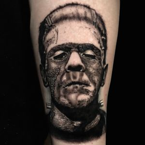 Frankenstein done in 4 hours!