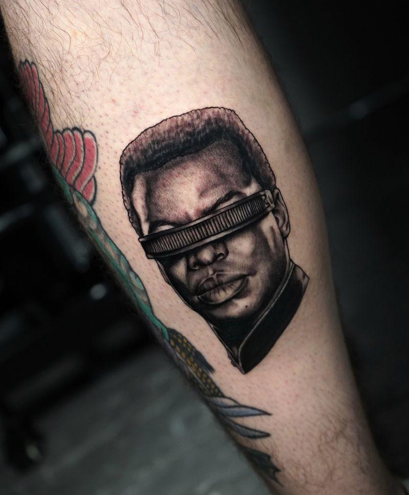 Tattoo from Miss Vampira