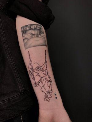 Tattoo by Uplift Tattoo NYC