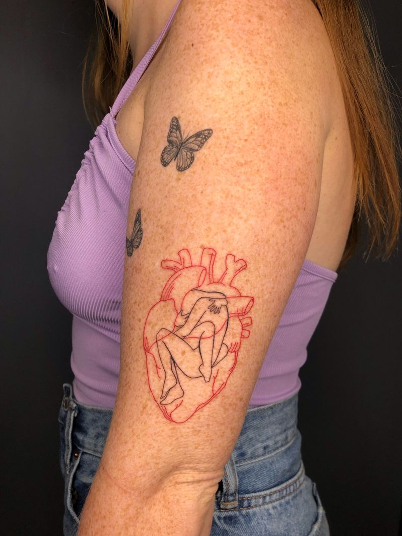 Tattoo from Uplift Tattoo NYC