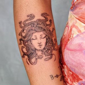 Tattoo from Ai Mi