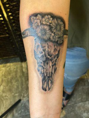 Tattoo by Symmetry 6 fine art studio