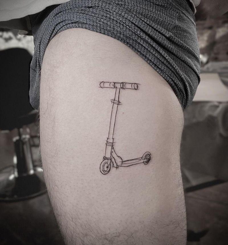 Tattoo from Stefano's Tattoo Studio NYC