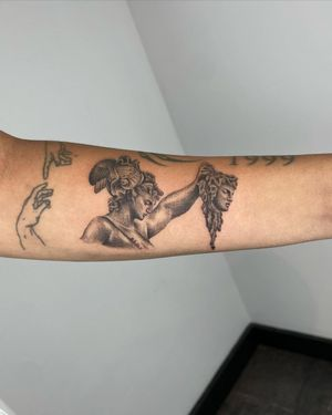 Tattoo from @inkbyken