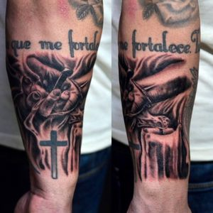#religioustattoo #tatuagemreligiosa #jesustattoo