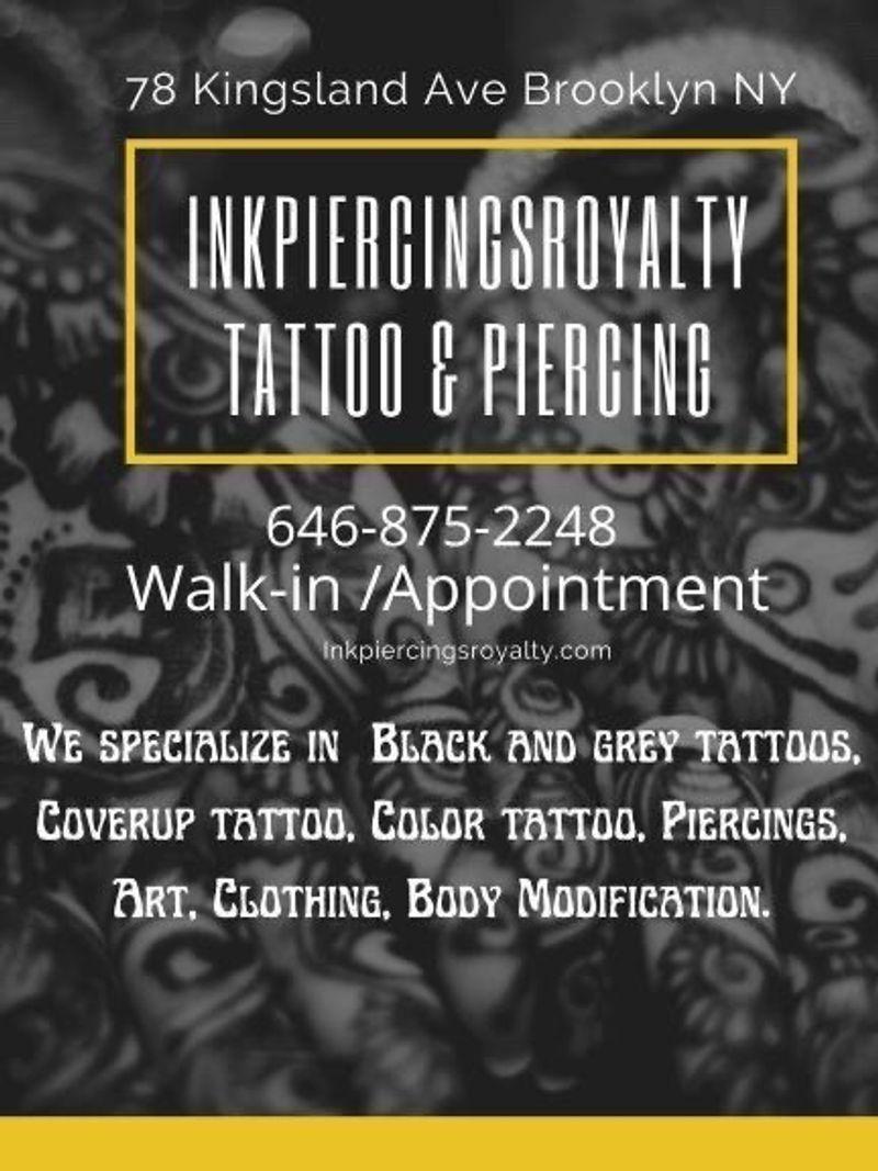 Tattoo from InkPiercingsRoyalty