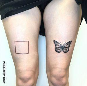 Tattoo from Kirstie Trew