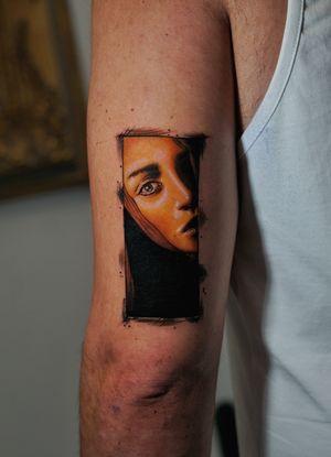 Tattoo from Charly Ávila Tattoo
