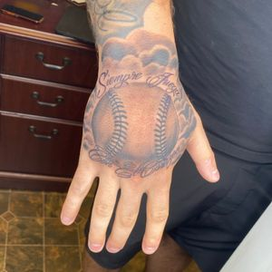 Tattoo from Jose Olivo