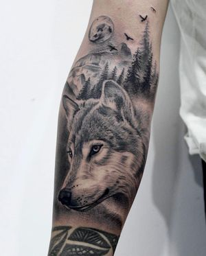 Tattoo by Iron & Ink