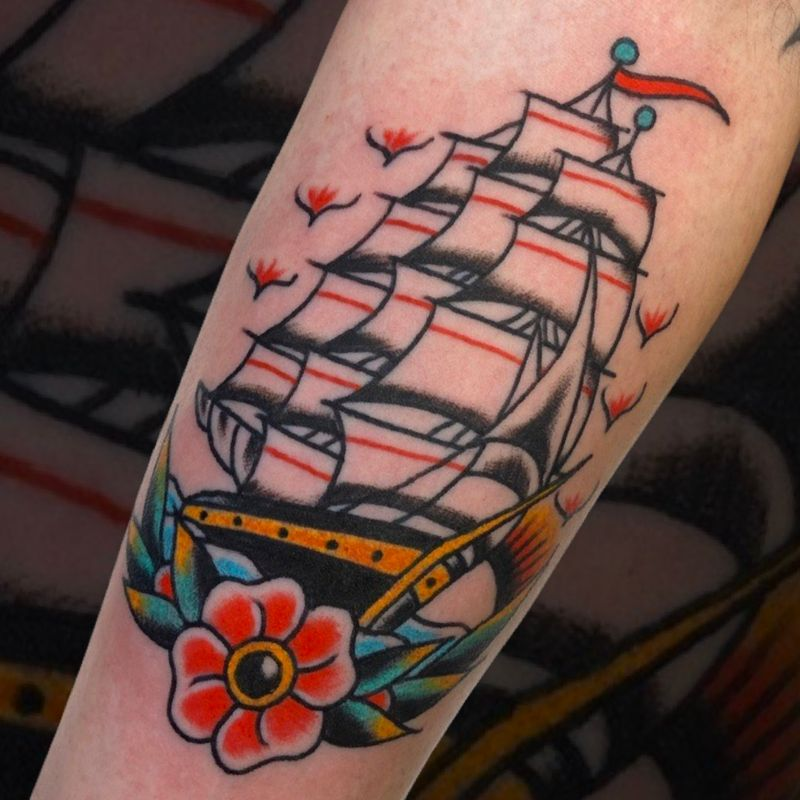 Tattoo from austin hansen
