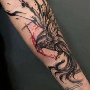 Finix tattoo 4 hours