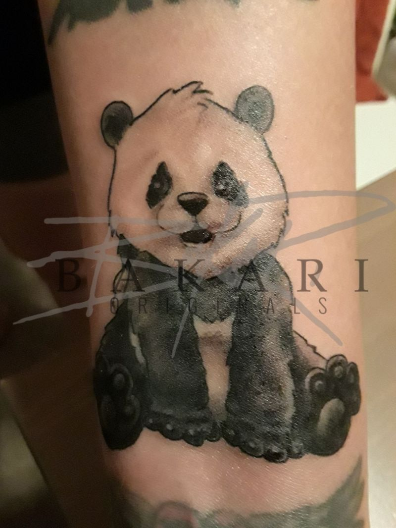 Tattoo from Bakari Originals