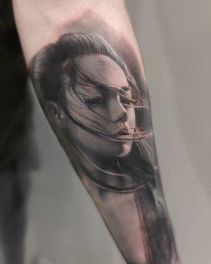 Tatuazysta Jelenia gora Aleksei Mikhailov