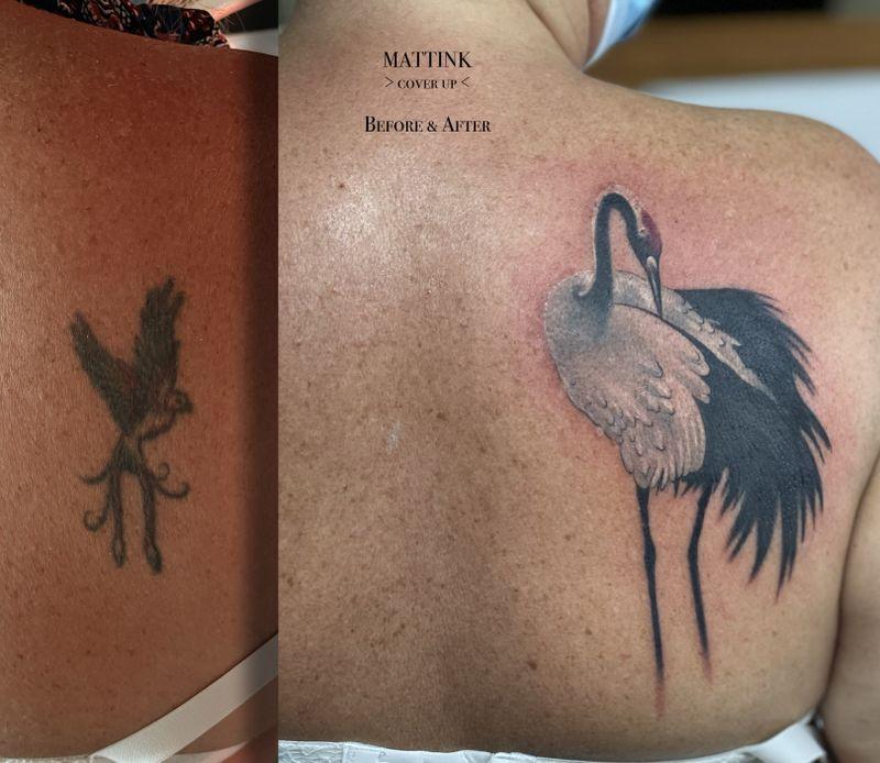 Tattoo from Matt George