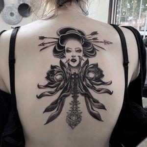 Tattoo from Narak tattoo