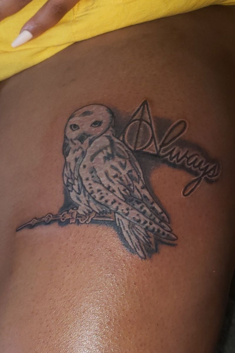 Tattoo from RyeInkdustries