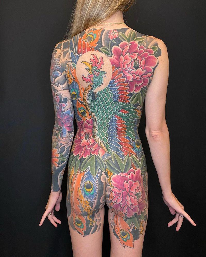 Tattoo from Daniel Werder