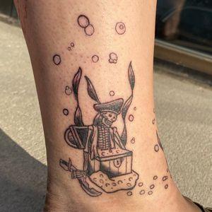 Tattoo by Tatty Devil Ink