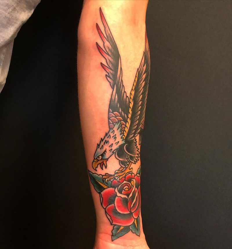 Tattoo from Shawn Nutting
