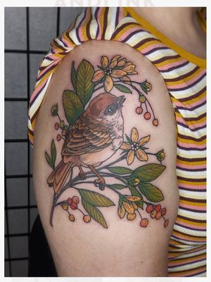 Tattoo from Andi Ink