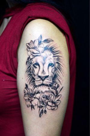 #lion #liontattoo #thiagopadovani #leao #leaotattoo
