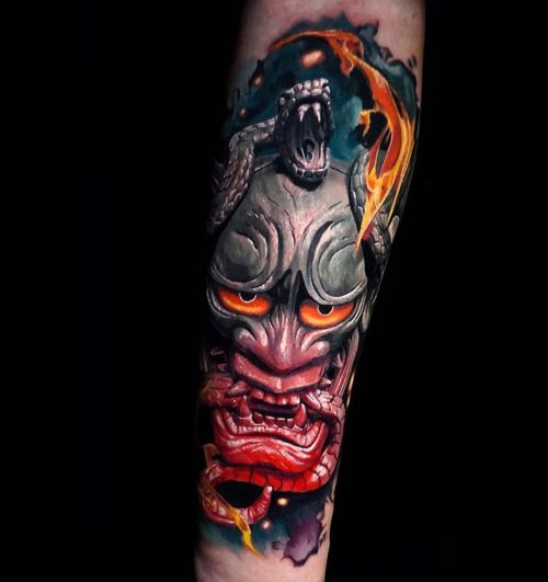 Mask by Andres