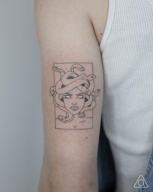 Custom designed Medusa piece for Josephine