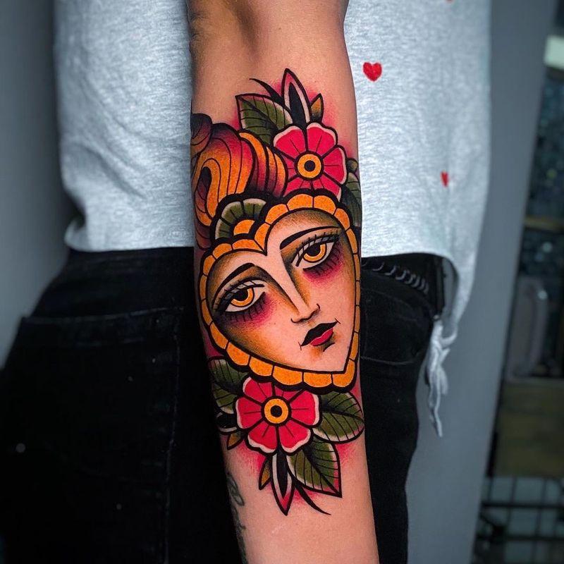 Tattoo from Inknation Studio
