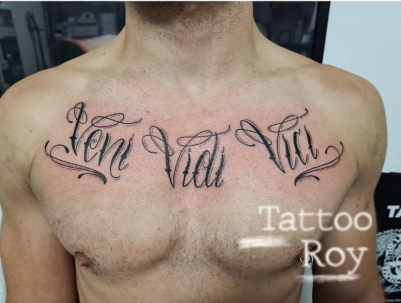 Tattoo from Roy Olislagers