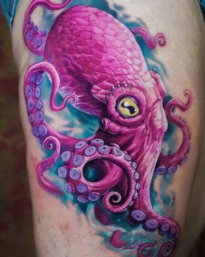 Octopus by Zhimpa