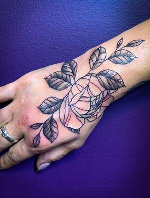 Tattoo from Tasha Sinton