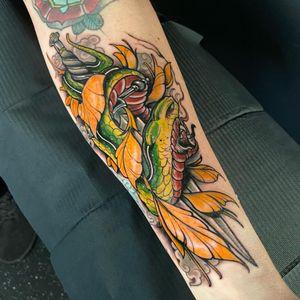 Tattoo from Jethro Wood